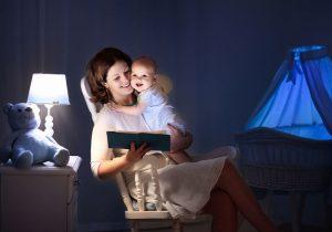 Criando uma rotina de sono do bebê