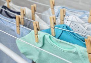 quando lavar as roupas do bebe antes do nascimento