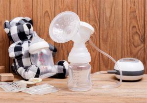 imagem bomba de leite materno