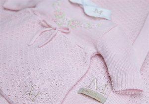imagem de saida maternidade rosa